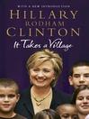 It Takes a Village (eBook)