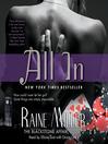 All In (MP3): The Blackstone Affair, Part 2