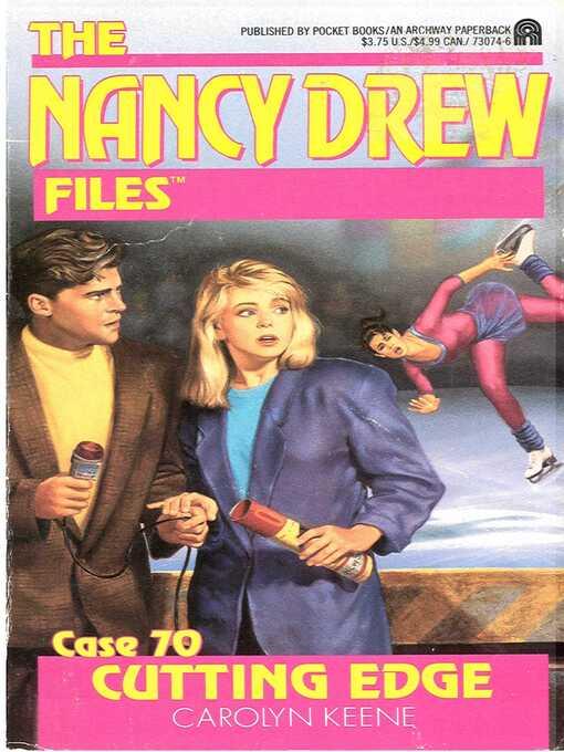 Cutting Edge (eBook): The Nancy Drew Files Series, Book 70