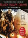 Black Hawk Down (MP3)