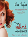 The Redhead Revealed (MP3): Redhead Series, Book 2