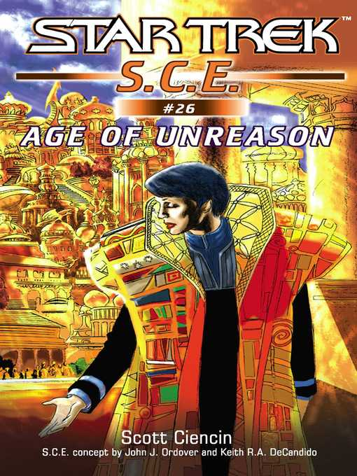Age of Unreason (eBook): Star Trek: Starfleet Corps of Engineers Series, Book 26