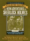 The Amateur Mendicant Society and Case of the Vanishing White Elephant (MP3): The New Adventures of Sherlock Holmes Series, Episode 5