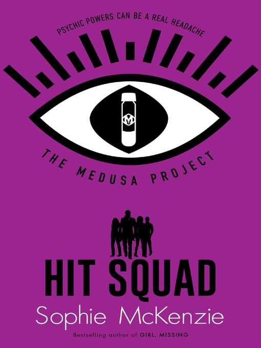 Hit Squad (eBook): The Medusa Project Series, Book 6