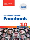 Sams Teach Yourself Facebook® in 10 Minutes (eBook)