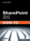 SharePoint 2010 How-To (eBook)