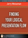 Finding Your Logical Presentation Flow (eBook)