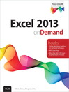 Excel® 2013 On Demand (eBook)