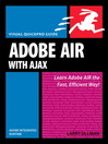 Adobe AIR (Adobe Integrated Runtime) (eBook): Visual QuickPro Guide