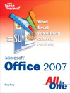 Sams Teach Yourself Microsoft® Office 2007 All in One (eBook)