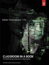 Adobe® Dreamweaver® CS6 Classroom in a Book® (eBook)