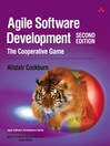 Agile Software Development (eBook): The Cooperative Game