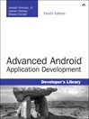 Advanced Android Application Development (eBook)