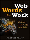 Web Words That Work (eBook): Writing Online Copy That Sells