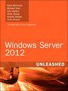 Windows Server 2012 Unleashed (eBook)