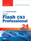 Sams Teach Yourself Adobe Flash CS3 Professional in 24 Hours (eBook)