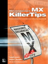 Macromedia Dreamweaver MX Killer Tips eBook