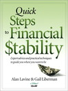 Quick Steps to Financial Stability (eBook)