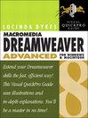Macromedia Dreamweaver 8 Advanced for Windows and Macintosh (eBook): Visual QuickPro Guide