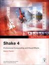 Apple Pro Training Series (eBook): Shake 4