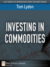 Investing in Commodities (eBook)