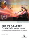 Apple Training Series (eBook): Mac OS X Support Essentials
