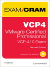 VCP4 Exam Cram (eBook): VMware Certified Professional