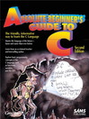 Absolute Beginner's Guide to C (eBook)