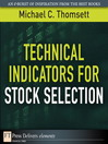 Technical Indicators for Stock Selection (eBook)
