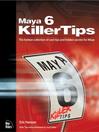 Maya 6 Killer Tips (eBook)