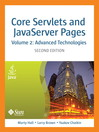 Core Servlets and JavaServer Pages, Volume 2 (eBook): Advanced Technologies