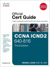 CCNA ICND2 640-816 Official Cert Guide (eBook)