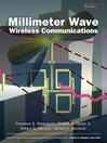 Millimeter Wave Wireless Communications (eBook)