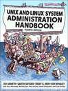 Unix and Linux System Administration Handbook (eBook)