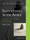 Succeeding with Agile (eBook): Software Development Using Scrum