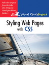 Styling Web Pages with CSS (eBook)