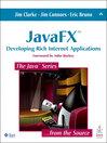 JavaFX™ (eBook): Developing Rich Internet Applications