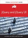 jQuery and jQuery UI (eBook): Visual QuickStart Guide