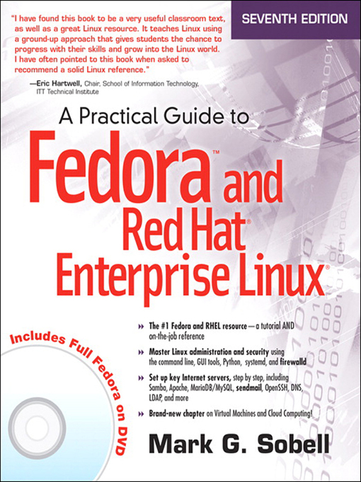 A Practical Guide to Fedora and Red Hat Enterprise Linux (eBook)
