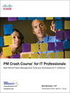 PM Crash Course for IT Professionals (eBook)