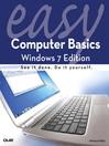 Easy Computer Basics, Windows 7 Edition (eBook)