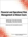 Financial and Operational Risk Management at Molson Coors (eBook)