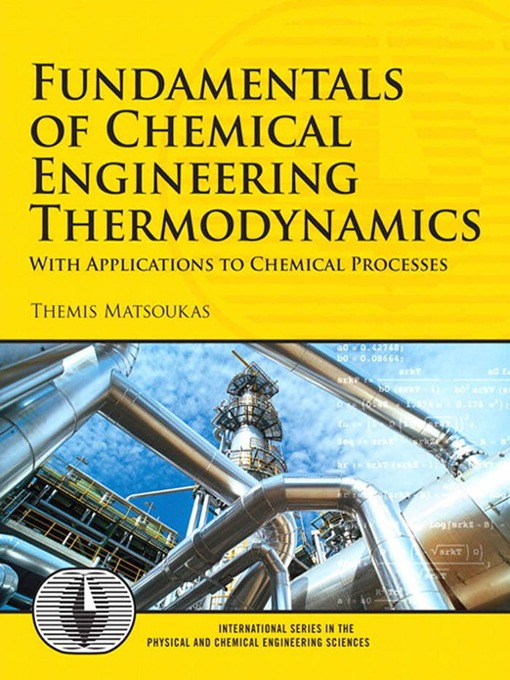 Fundamentals of Chemical Engineering Thermodynamics (eBook)