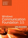Windows Communication Foundation 3.5 Unleashed (eBook)