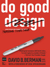 Do Good (eBook): How Designers Can Change the World