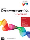 Adobe Dreamweaver CS6 on Demand (eBook)