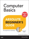 Computer Basics Absolute Beginner's Guide, Windows 8.1 Edition (eBook)