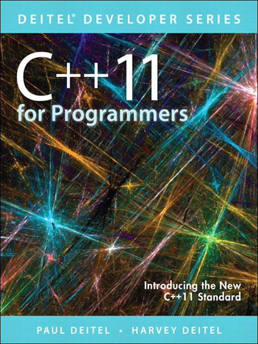 C++11 for Programmers (eBook)