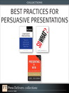 Best Practices for Persuasive Presentations (eBook)