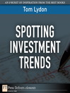 Spotting Investment Trends (eBook)